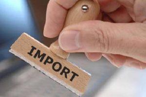 impor barang cina