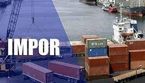impor produk china