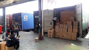 expedisi export import