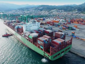 jasa pengiriman barang import